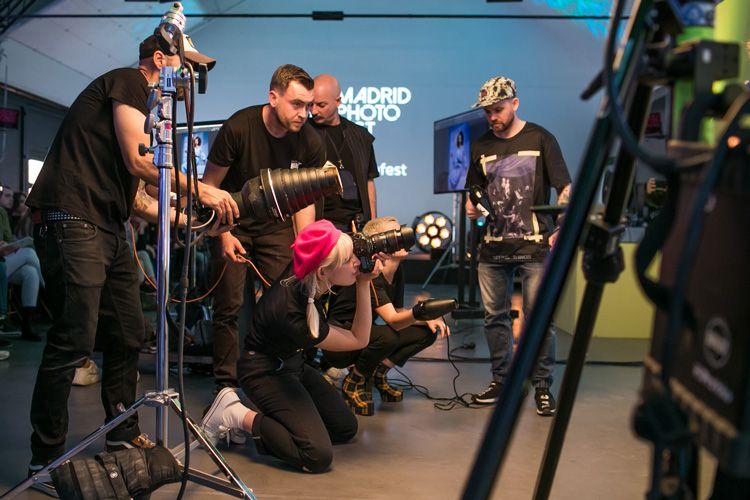 Madrid Photo Fest en Espacio Harley.